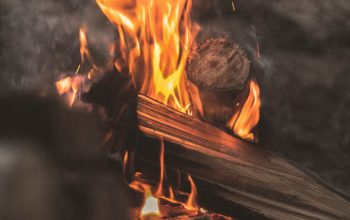burning firewood in close up photography 4627358 350x220 - How To Avoid Business Burnout