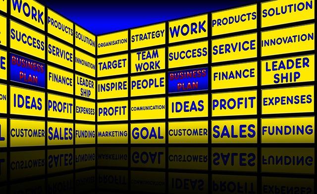 business plan monitor wall 3213927 - Persuasive & convincing Advertising Strategies