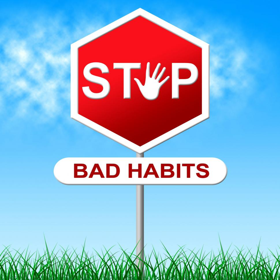 What is One Habit That Will Make You Poor Forever