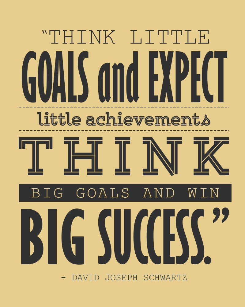 ThinkBigGoals - How can an entrepreneur use motivational tools to succeed?
